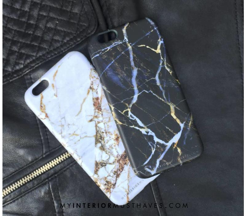 GOLDEN MARBLE IPHONE COVER  7