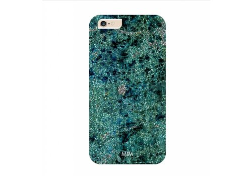 GREEN SPARKLES IPHONE COVER 7