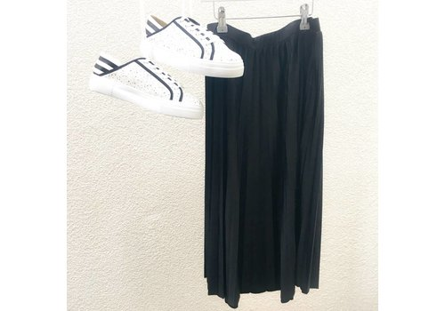 BLACK GLAM SKIRT
