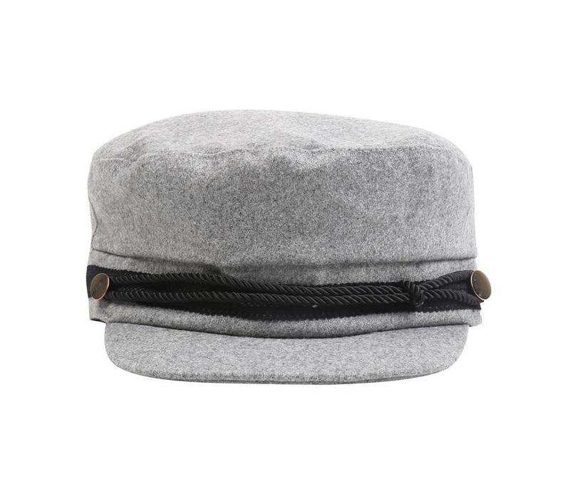 SAILOR HAT - GREY