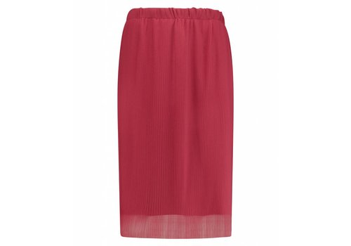 RED GRACE SKIRT