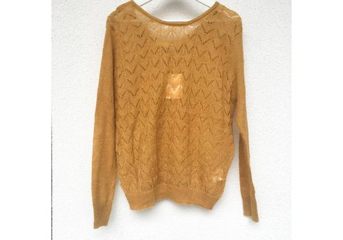 MOSTERD KNIT - ONE SIZE