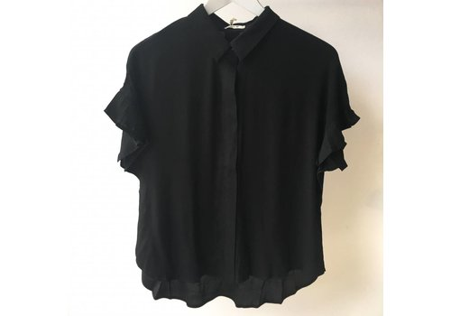 BLACK AKELA TOP
