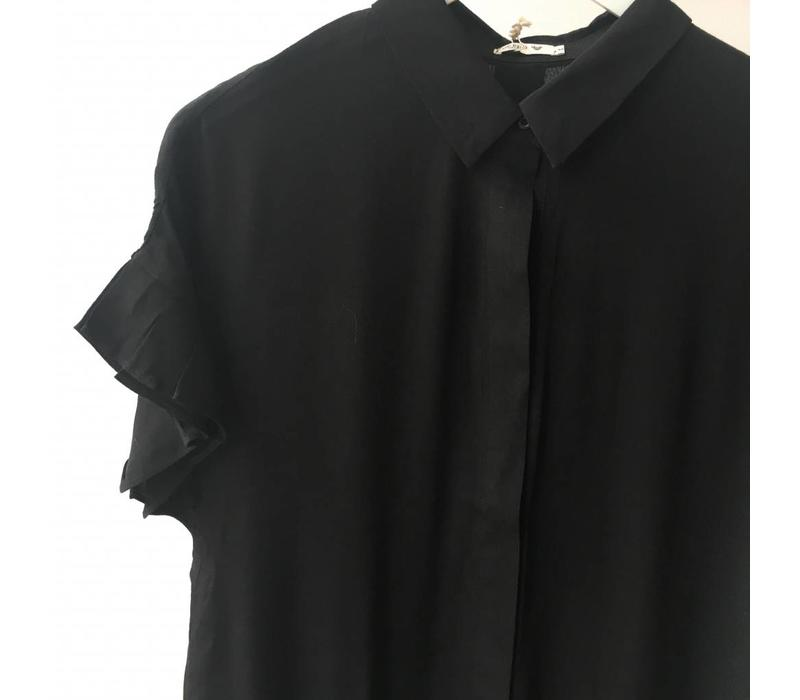 BLACK AKELA TOP