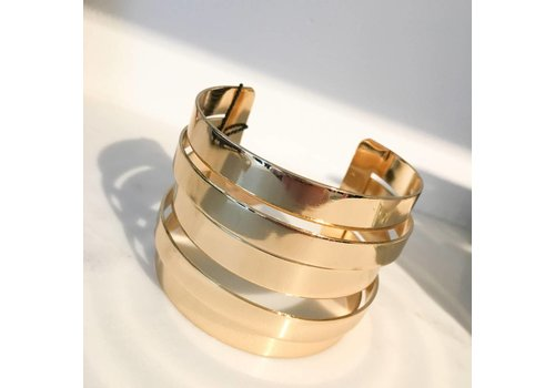 GOLDEN STACKS - BRACELET