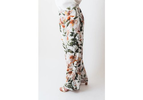 ANDY & LUCY WHITE BALI PANTS