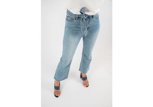 CHARLISE PARIS THE PERFECT FLARED JEANS