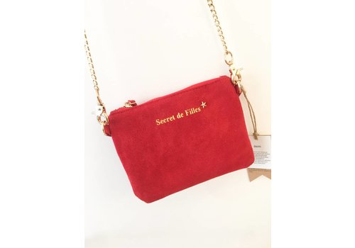 DAIN BAG - SECRET DE FILLES - RED