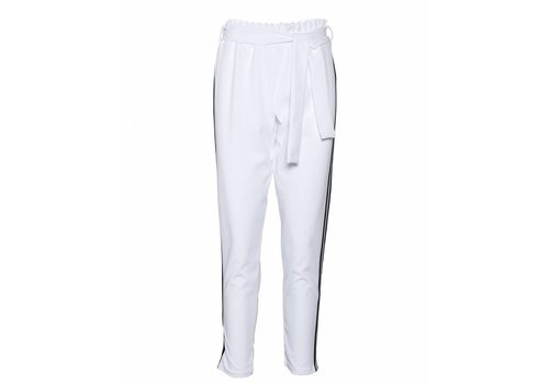 SISTERSPOINT NOTO PANTS WHITE