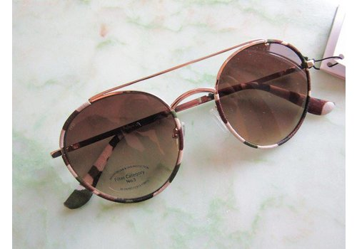 ANAE CAMOUFLAGE SUNGLASSES