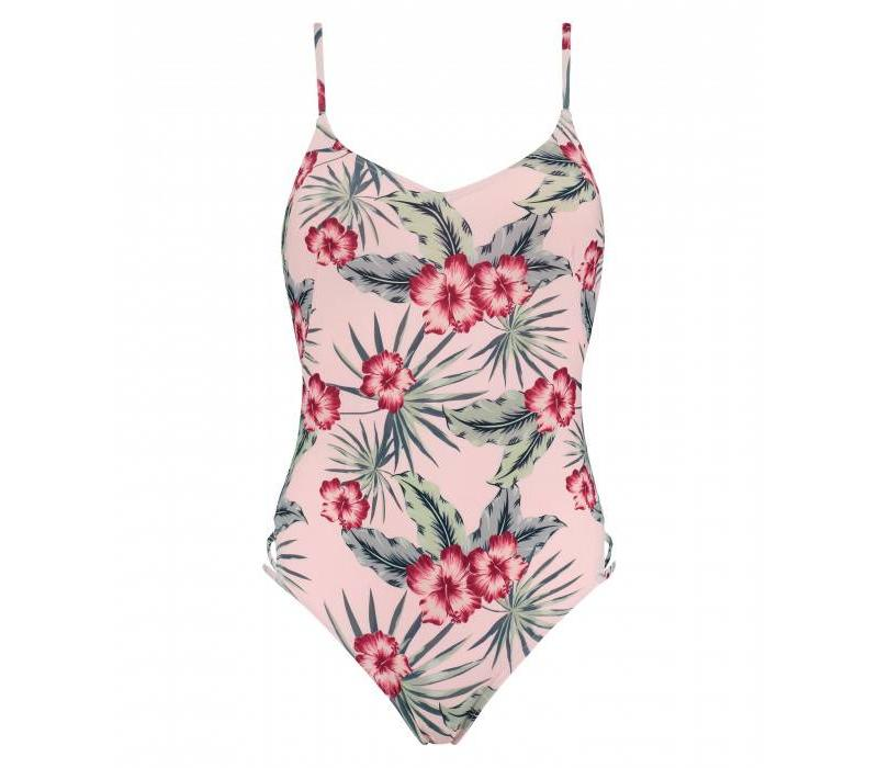FLORAL SPICE SWIMSUIT