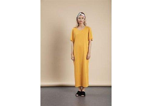 ICHI SUNFLOWER DRESS