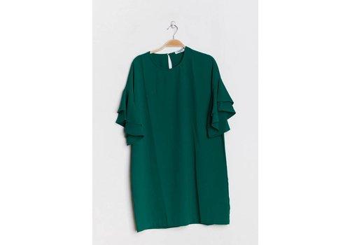 STEPH DRESS - GREEN