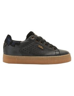 Torneo Leather Sneaker black