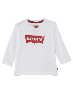 Dispo T-Shirt Long Sleeve white