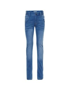 Nitclas X-Slim Jeans Stretch medium denim blue