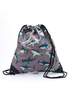 Zwemtas met rits Wild Shark