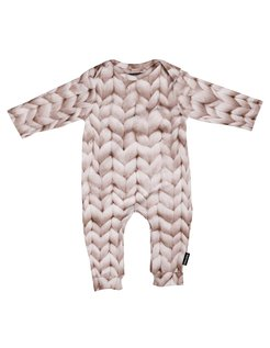 Twirre Pink Play Suit