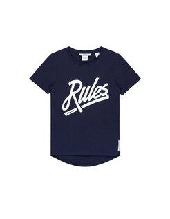 Landon T-shirt dark blue