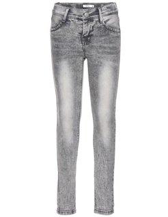 NITTIKA skinny jeans grijs 13147508