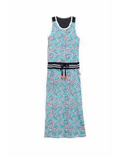 Maxi dress MUL 45-1031