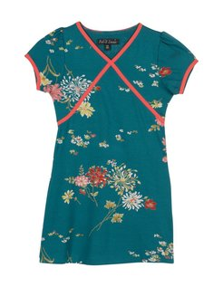 Cup Dress Goldflower flapis blue