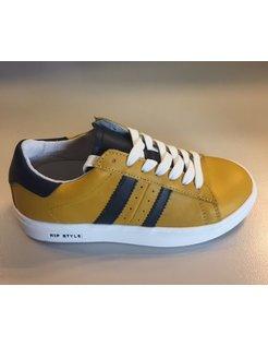 Ocher Yellow - Leather