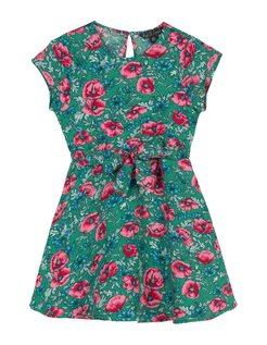 Ballet Dress Fellini peapod green
