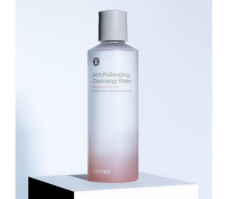 Himalayan Pink Salt Anti-polluaging Cleansing Water