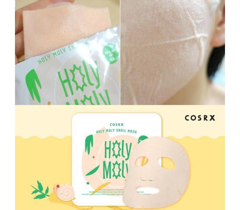 Holy Moly Snail Mask - 21ml