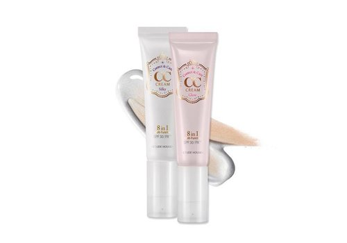 Etude House CC Cream 8 in 1 multi-function SPF30/PA** Silky