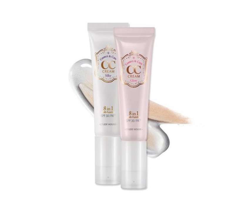 CC CREAM 8 IN 1 MULTI-FUNCTION SPF30/PA** SILKY - 35g