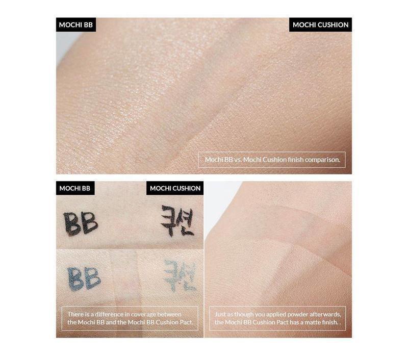 Refill Kit Mochi BB Cushion [SPF 40] - 7,5g