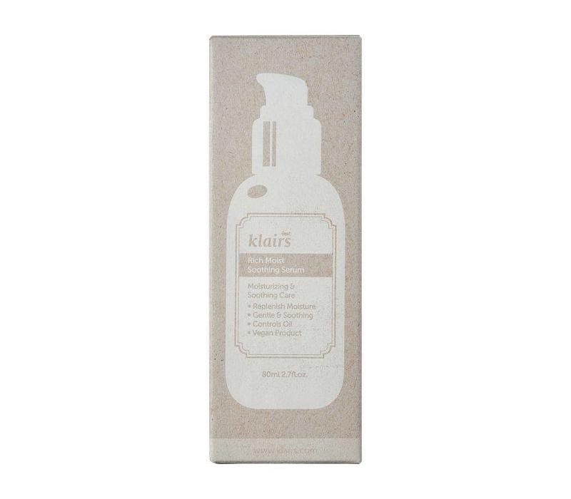 Rich Moist Soothing Serum - 80 ml