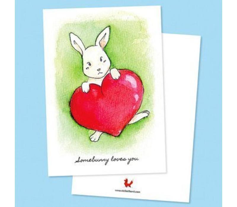 Postcard Bunny