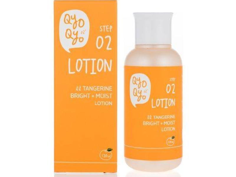 Tangerine Bright + Moist STEP 02 Lotion - 120ml