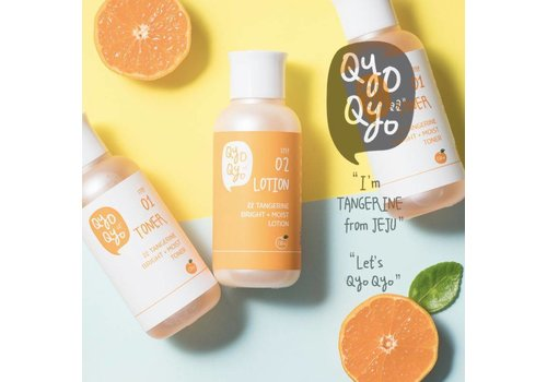 Qyo Qyo Toner + Lotion Set
