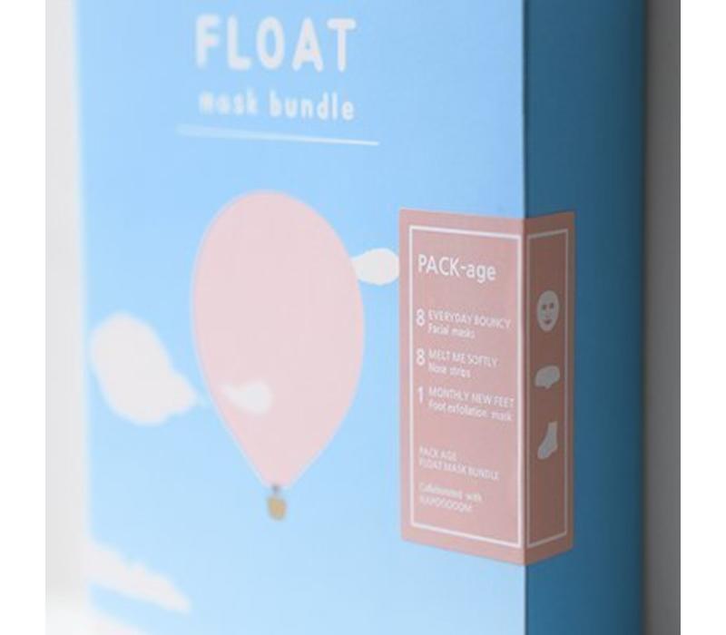 PACK AGE - Float Mask Bundle