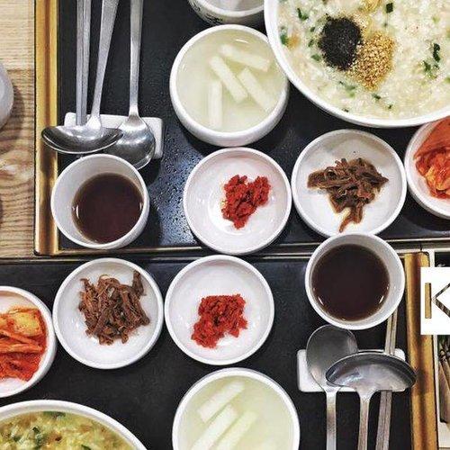 Treasure hunt in Korea