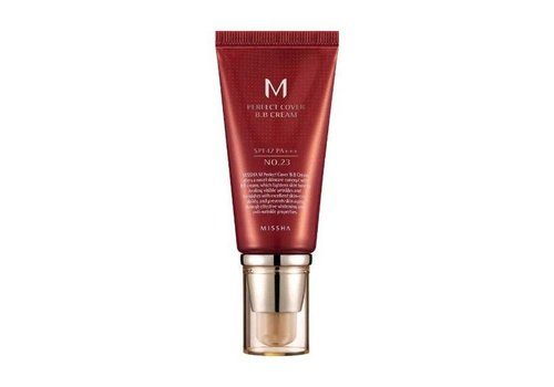 Missha M Perfect Cover Blemish Balm BB Cream No.23