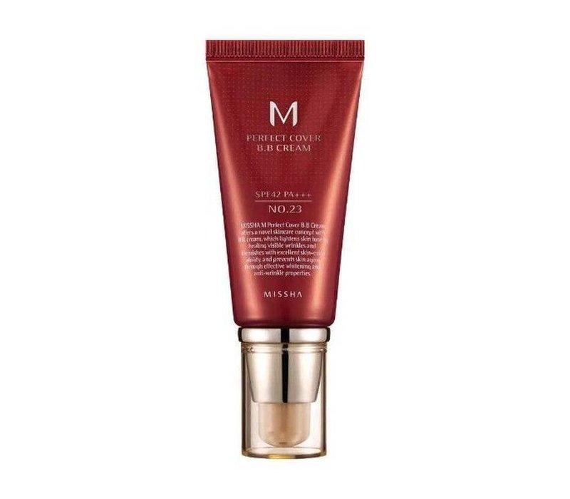 M Perfect Cover Blemish Balm BB Cream No.23 - 50 ml