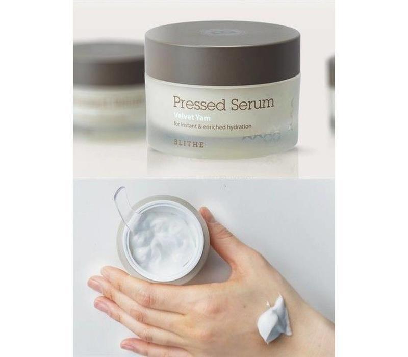 Pressed Serum [White Line: Yam] - 50 ml