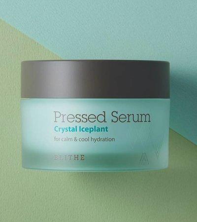 CLEARANCE SALE - Pressed Serum [Green Line: Crystal Iceplant] - 50 ml