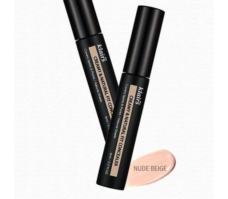 Creamy & Natural Fit Concealer - 6ml