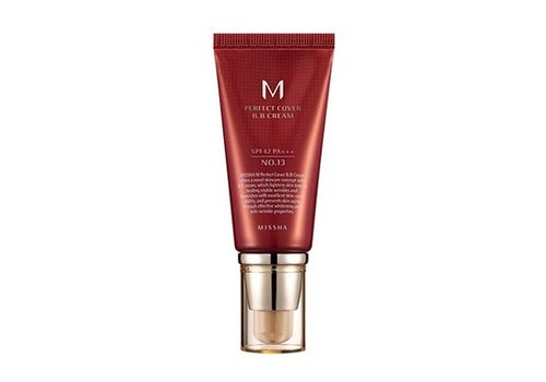 M Perfect Cover Blemish Balm BB Cream No.21