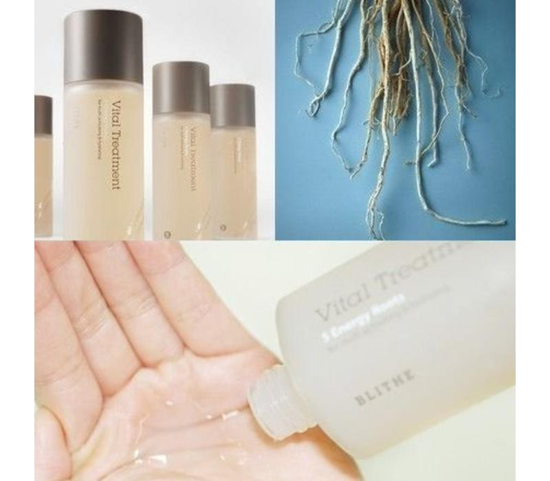 Vital Treatment [White Line: 5 Energy Roots] - 150 ml