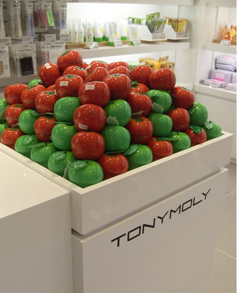 Tony Moly appletox