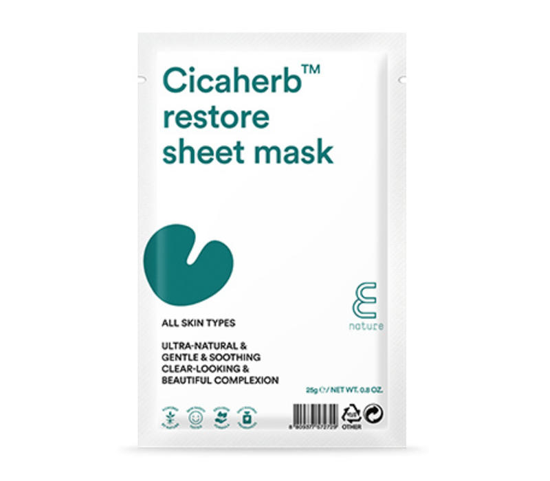 Cicaherb Restore Sheet Mask Pack (10ea)
