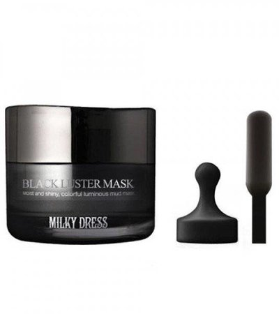 Black Luster Mask - 50 ml