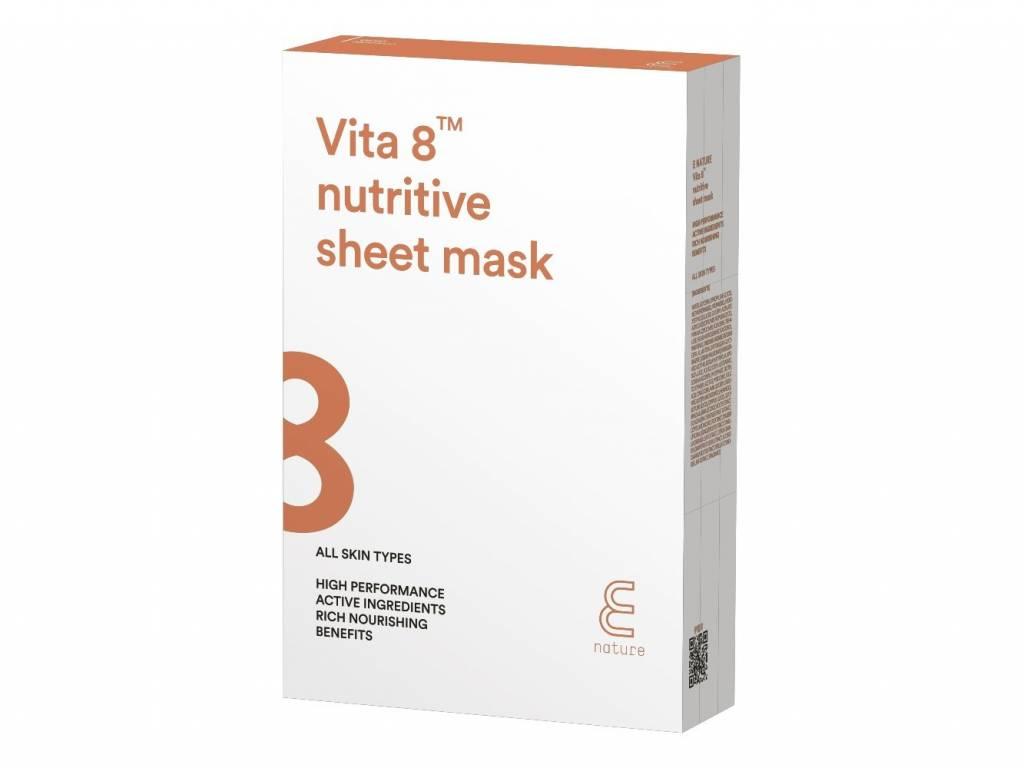 Vita 8 Sheet Mask Pack - 25g (10ea)